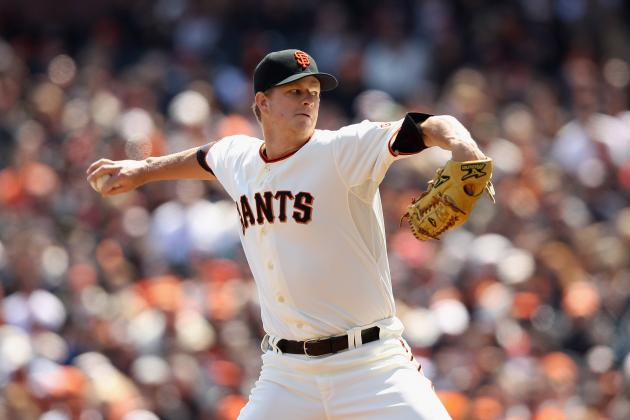 Matt Cain Hurls One-Hit Shutout as SF Giants Win Emotional Home Opener