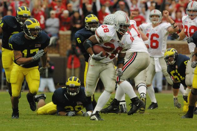 Classic Big Ten Football: Ohio State at Michigan, 2001