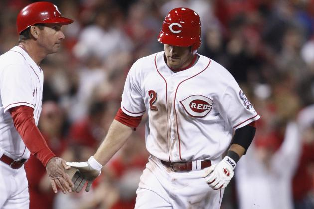 Zack Cozart: Cincinnati Reds SS Making Early Case for Rookie of the Year