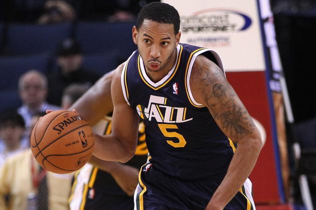 NBA Gamecast: Jazz vs. Hornets