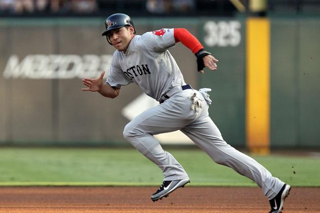 Boston Red Sox's Jacoby Ellsbury Was the Most Valuable Player in MLB in 2011