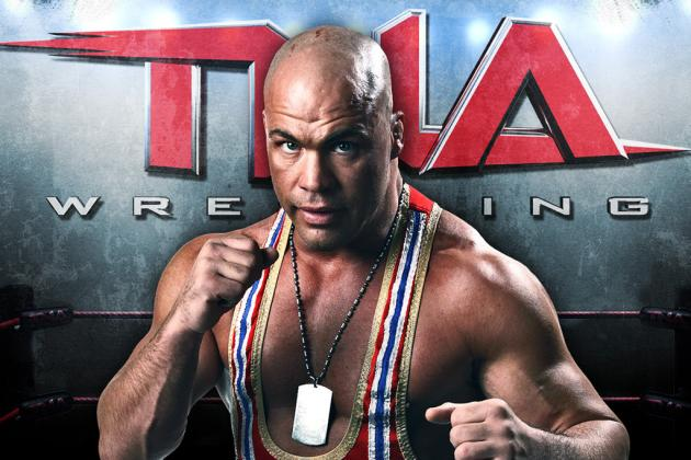Kurt Angle Makes Ridiculous Claim About His Match with Jeff Hardy This Sunday