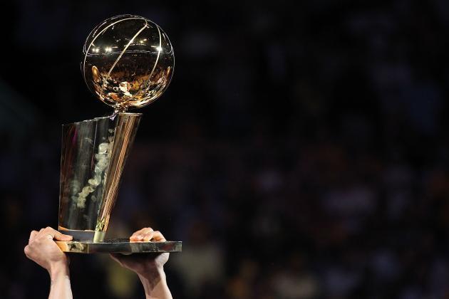 Next 2012 NBA Champ? No Clear Cut Winner, Yet