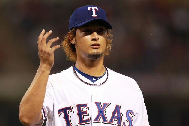 Weekend Watch: Yu Darvish, Barry Zito, Drew Pomeranz Among 5 Pitchers to Follow