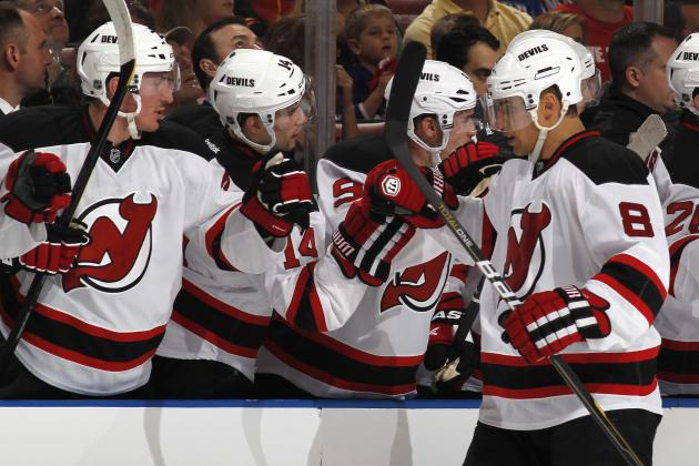 NHL Playoffs 2012: 5 Key Takeaways for the New Jersey Devils Following Game 1