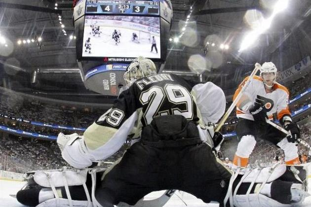 NHL Playoffs 2012: Marc-Andre Fleury Is the Worst Goalie in the Postseason