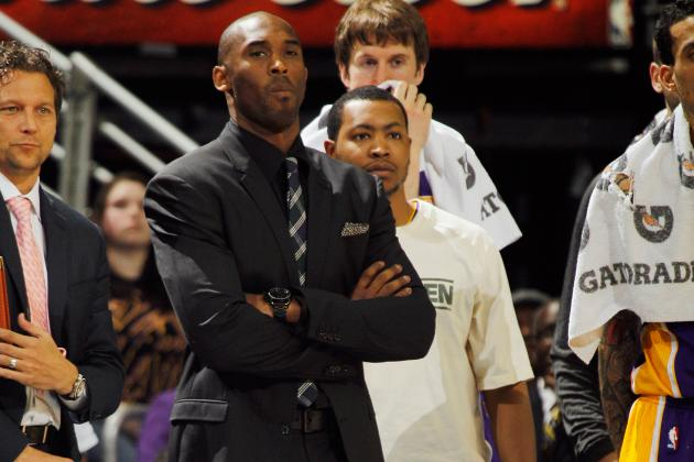 Kobe Bryant's Absence Is Just What the Lakers Need
