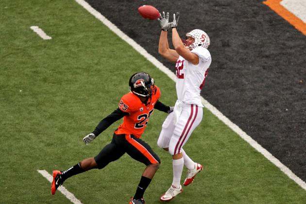 2012 NFL Draft: New England Patriots Could Decide Who Gets TE Coby Fleener
