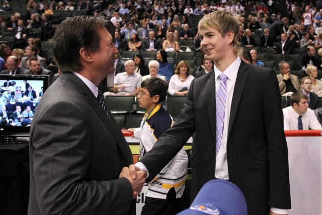 2012 NHL Draft: Edmonton Oilers Should Trade No. 1 Pick