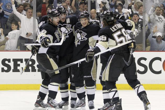 2012 NHL Playoffs: Pittsburgh Penguins Need to Make Serious Adjustments