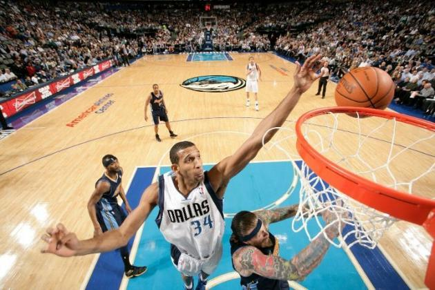 Dallas Mavericks: Could Brandan Wright Be This Year's Tyson Chandler?