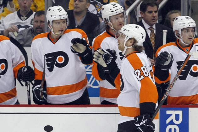 2012 Stanley Cup Playoffs: Claude Giroux Cements MVP-Type Season
