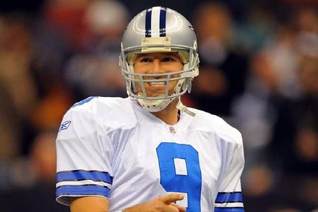 Tony Romo: Has His