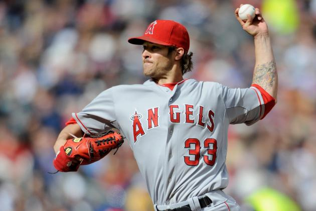 C.J. Wilson: Los Angeles Angels SP Has Been Getting It Done on the Road