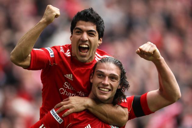 Liverpool 2-1 Everton: Carroll Heads Winner