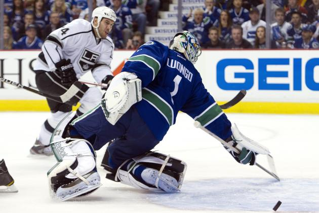 NHL Playoffs 2012: Canucks Won't Repeat as Western Conference Champions