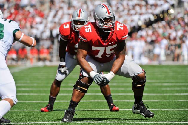 Pittsburgh Steelers Potential Prospects: Mike Adams, OT