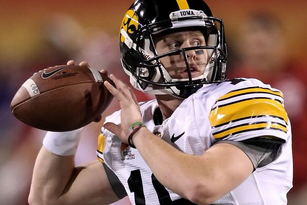 Iowa Football Spring Game: Live News, Analysis and Results