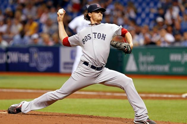 Clay Buchholz: Boston Red Sox SP May Provide Lift After Ellsbury Injury