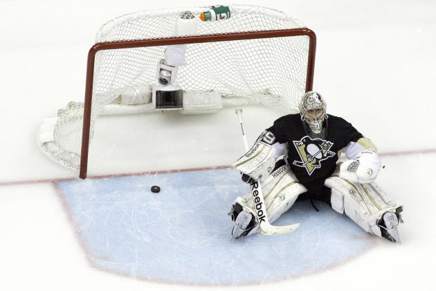 NHL Playoffs 2012: Status of Penguins vs Flyers Series