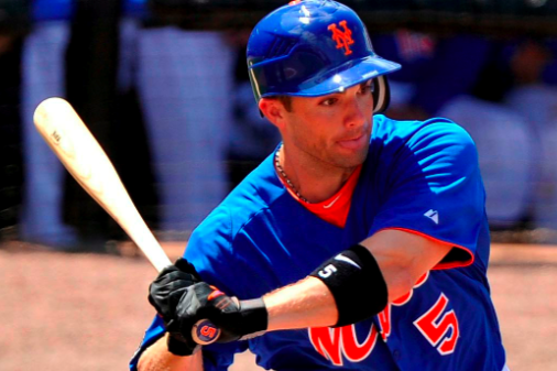 David Wright Hit in the Cage, Will Play Against Phillies