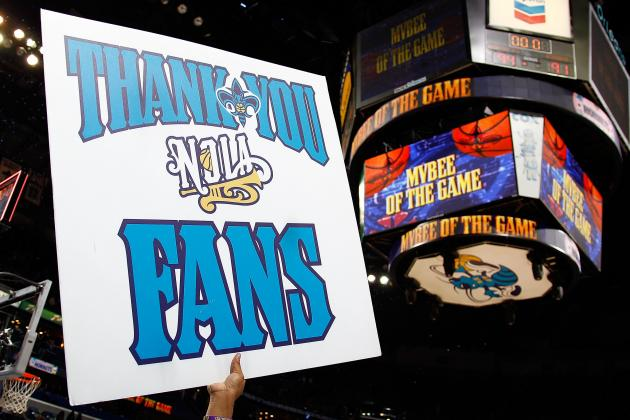 Ranking and Grading Top Potential Name Changes for the New Orleans Hornets