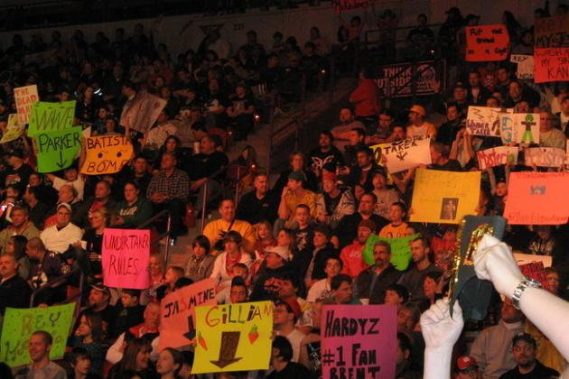 WWE Columnist's Confessions: The Evolution of a Wrestling Fan