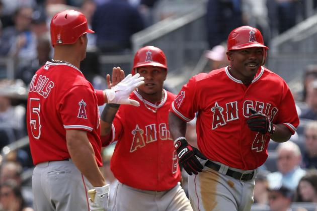 Yankees Report: Kendrick & Wilson Lead Angels Past Yankees