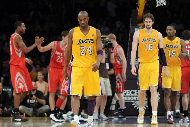 NBA Playoff Picture: Lakers Better Hope to Stay in 3rd Place