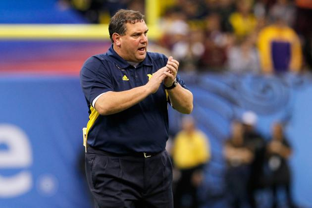 Michigan Spring Game 2012: Grades, Players Who Shined and Analysis