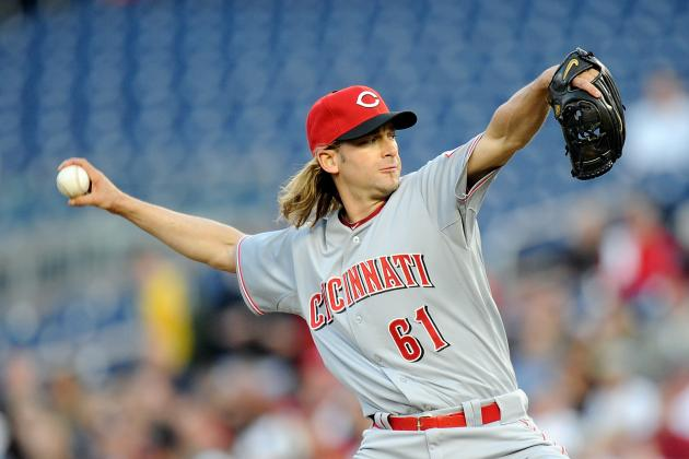 Cincinnati Reds: Is Bronson Arroyo Back to Form?