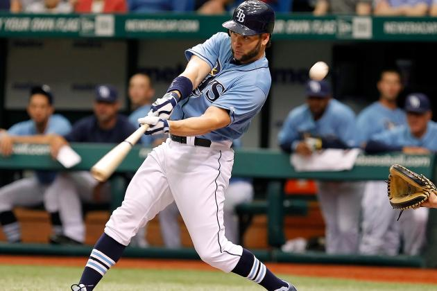 Tampa Bay Rays: Luke Scott Makes Bizarre Comments About Fenway Park