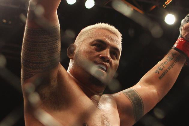 Dana White: Mark Hunt Will Not Get Title Shot, Will Have to Fight a Contender