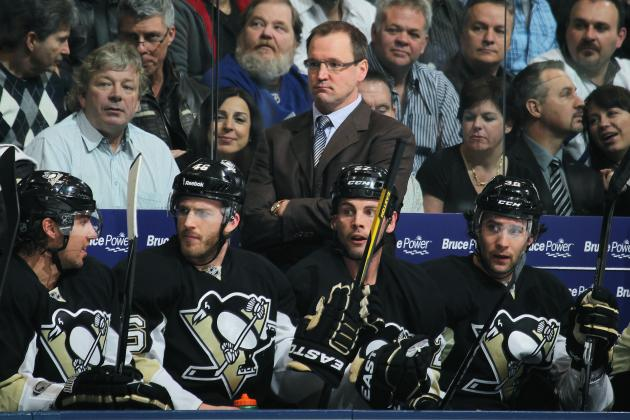 What Does Dan Bylsma Have in Store for the Philadelphia Flyers in Game 3?