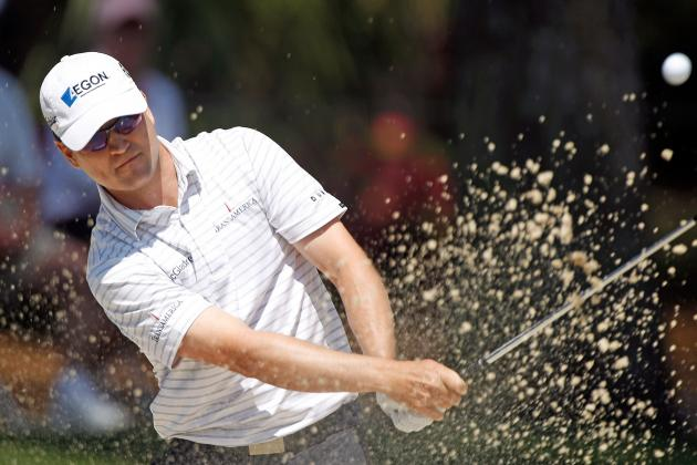 Zach Johnson: At RBC Heritage, It's All About Position