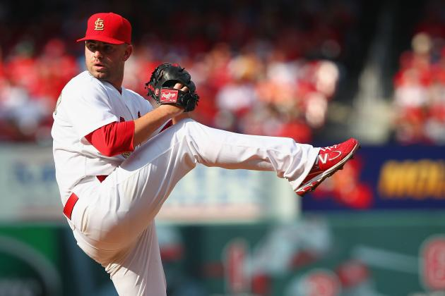 Chris Volstad Struggles Again as the Chicago Cubs Lose to the Cardinals 5-1