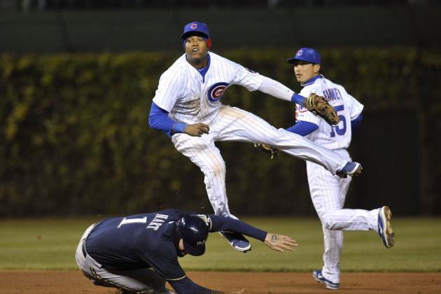 Chicago Cubs Trying to Fix the Error of Starlin Castro's Ways