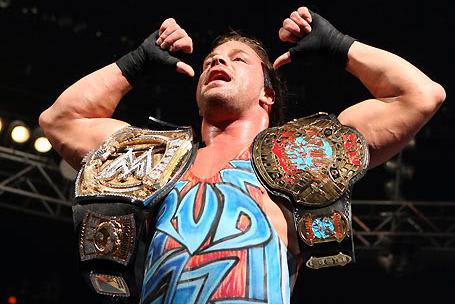 Major Update on Rob Van Dam's Long-Term Status with TNA