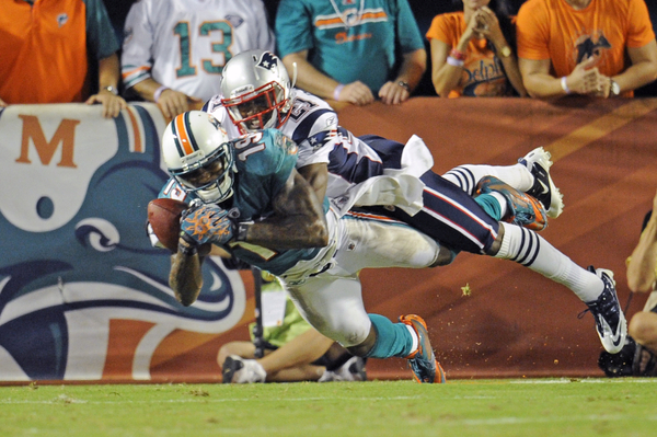 Predicting Patriots 2012 Breakout Performances: Cornerback Ras-I Dowling