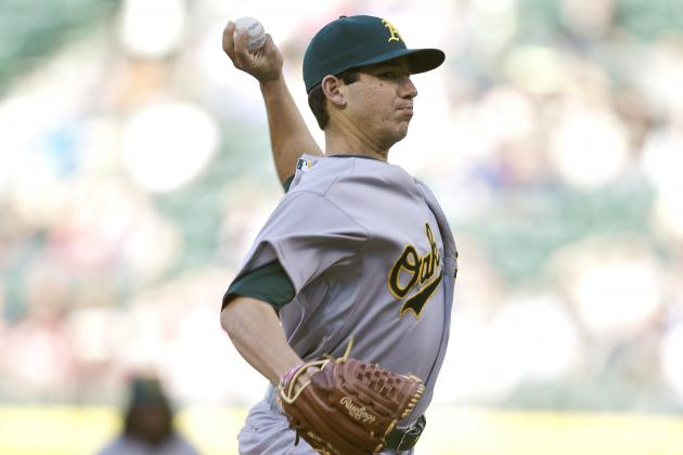 Oakland A's vs. Seattle Mariners: A's Bats Go Silent in Safeco, M's Cruise 4-0