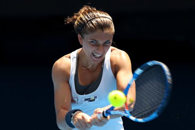 Sara Errani: Will She Be This Year's Grand Slam Surprise Winner?