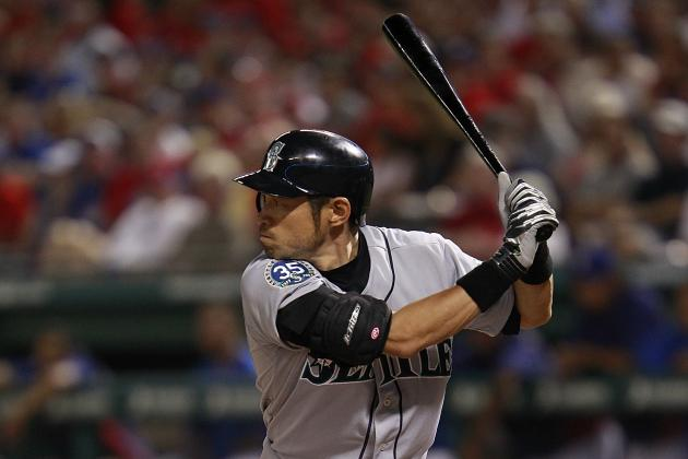 Seattle Mariners: How Long Until Ichiro's Spot in the Lineup Is Changed?