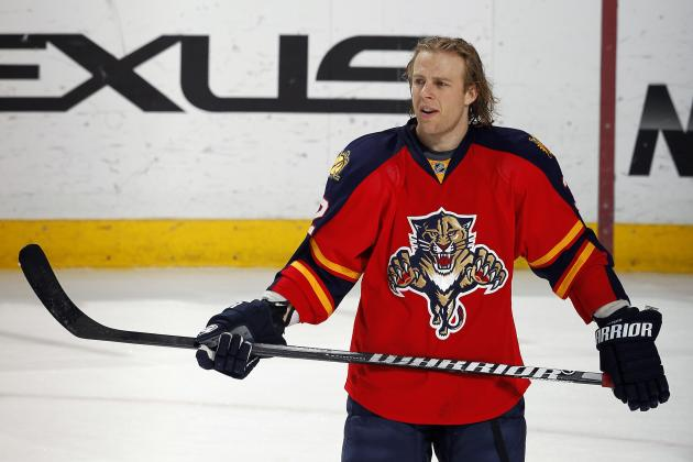 NHL Playoffs 2012: Key Players to Watch in Game 2 of Panthers vs. Devils