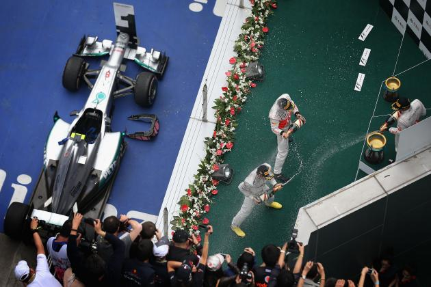 Chinese Grand Prix 2012: Nico Rosberg Takes Perfect Victory at Superb Event