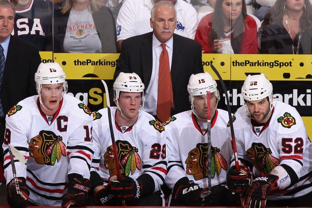 Chicago Blackhawks: Bryan Bickell & Brandon Bollig Unlikeliest of Game 2 Heroes