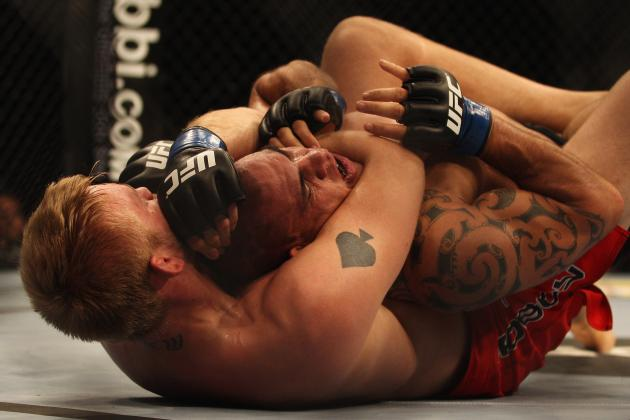 The Hype Train: Why UFC Star Alexander Gustafsson Still Has Something to Prove