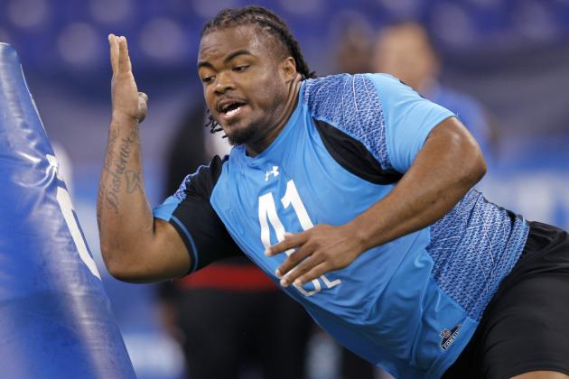 2012 NFL Mock Draft: First-Round Busts Waiting to Happen