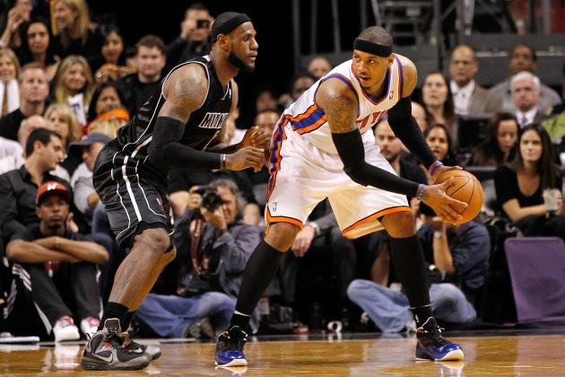 What Happened to the Rivalry Between LeBron James and Carmelo Anthony?