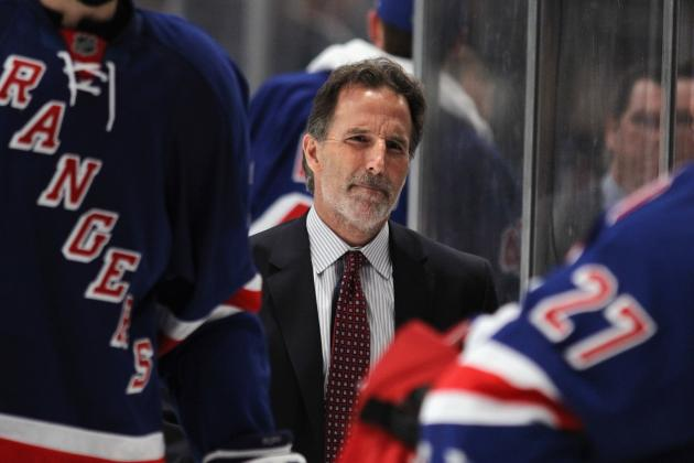 NHL Playoffs 2012: Some Disappointing New York Rangers Playoff Stats