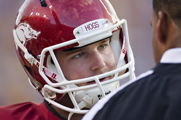 Arkansas Razorbacks Football: Amid the Turmoil, Hogs Display True Leadership